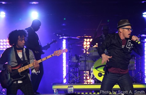 TobyMac at Save Mart Center