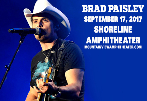 Brad Paisley, Dustin Lynch, Chase Bryant & Lindsay Ell at Save Mart Center