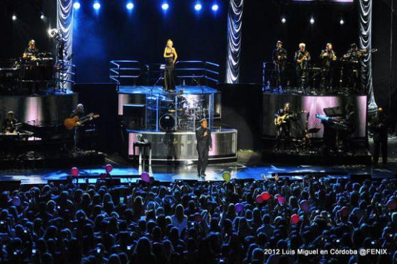 Luis Miguel at Save Mart Center
