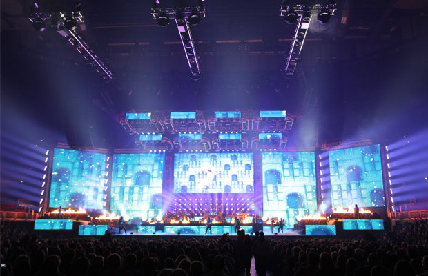 Trans-Siberian Orchestra at Save Mart Center