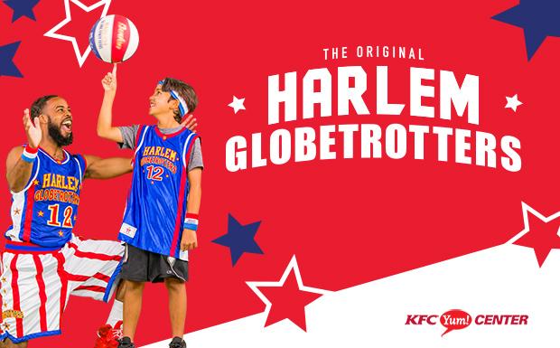 The Harlem Globetrotters at Save Mart Center