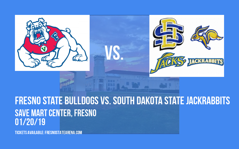 Fresno State Bulldogs vs. South Dakota State Jackrabbits at Save Mart Center