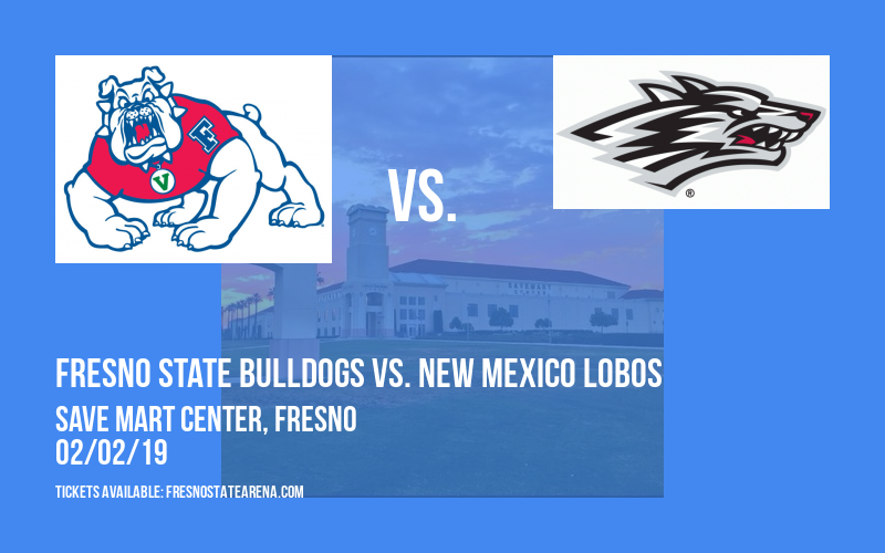 Fresno State Bulldogs vs. New Mexico Lobos at Save Mart Center