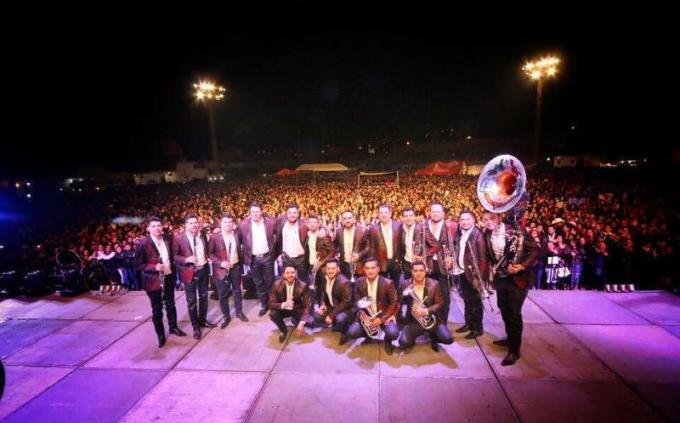 Banda MS at Save Mart Center
