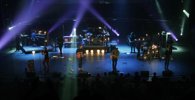 Hillsong United at Save Mart Center