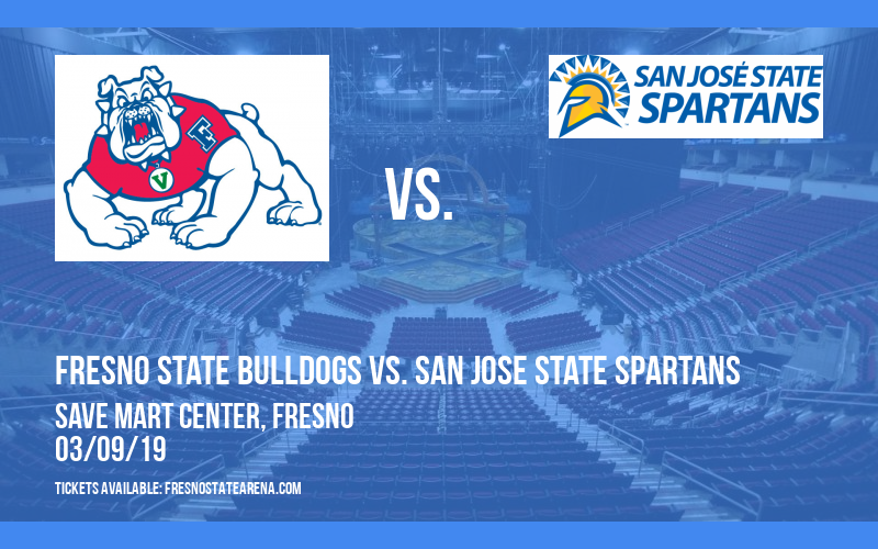 Fresno State Bulldogs vs. San Jose State Spartans at Save Mart Center