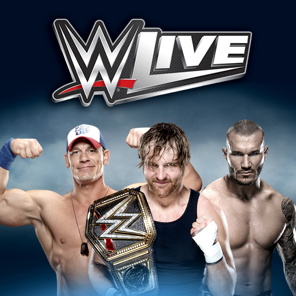 WWE: Live at Save Mart Center