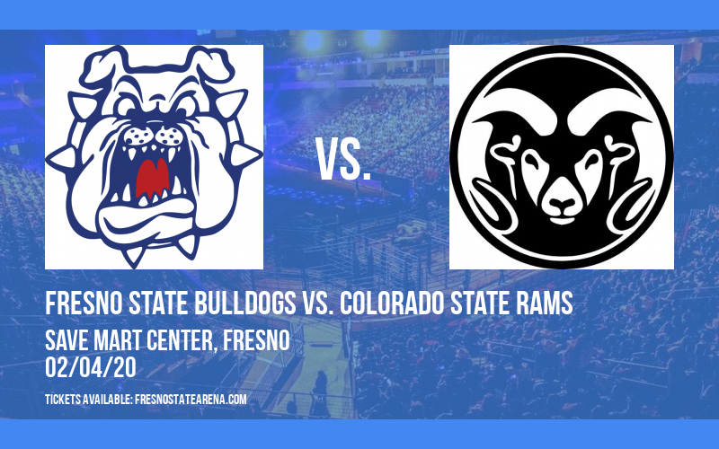 Fresno State Bulldogs vs. Colorado State Rams at Save Mart Center
