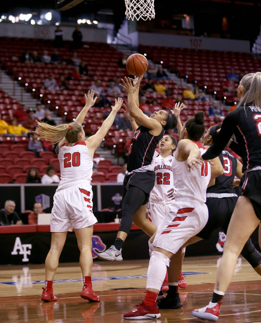 Fresno State Bulldogs Women's Basketball vs. UNLV Rebels at Save Mart Center