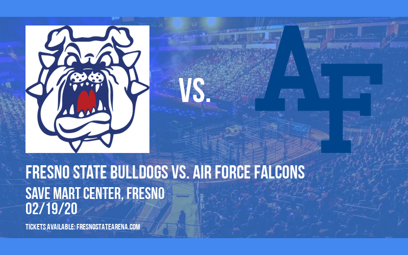 Fresno State Bulldogs vs. Air Force Falcons at Save Mart Center
