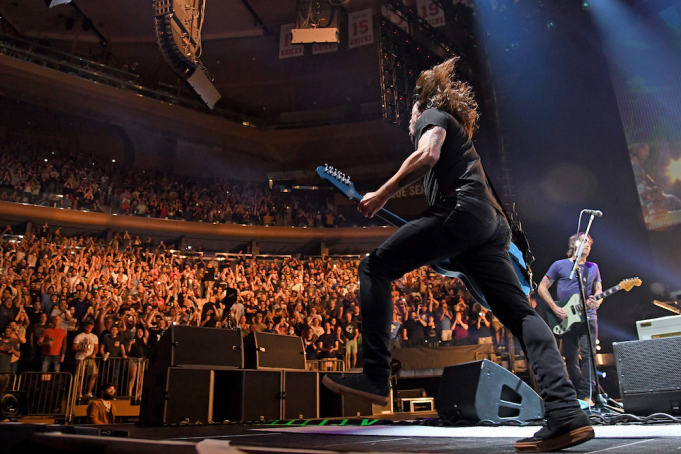 Foo Fighters at Save Mart Center