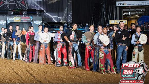 Real Time Pain Relief Velocity Tour: PBR - Professional Bull Riders at Save Mart Center