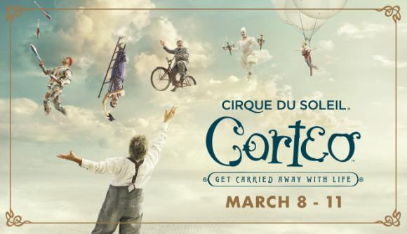 Cirque Du Soleil - Corteo at Save Mart Center