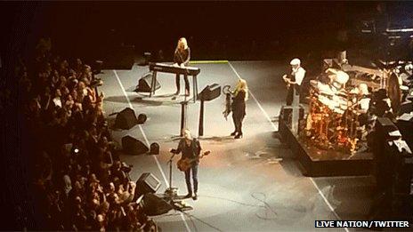 Fleetwood Mac at Save Mart Center