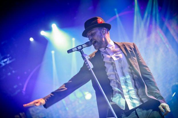 Justin Timberlake at Save Mart Center