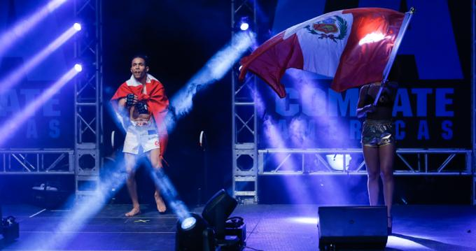 Combate Americas at Save Mart Center