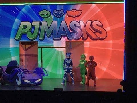 PJ Masks at Save Mart Center