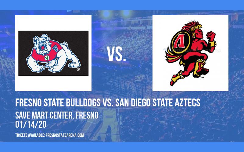 Fresno State Bulldogs vs. San Diego State Aztecs at Save Mart Center