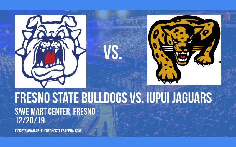 Fresno State Bulldogs vs. IUPUI Jaguars at Save Mart Center