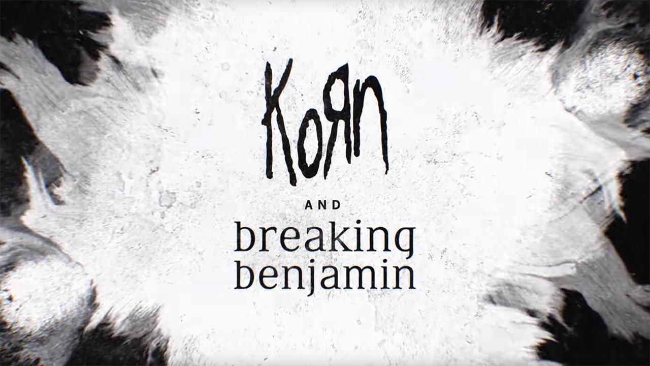 Korn & Breaking Benjamin  at Save Mart Center