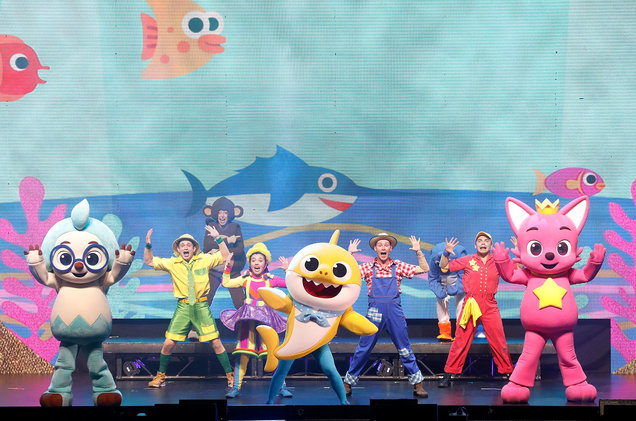 Baby Shark Live! [CANCELLED] at Save Mart Center