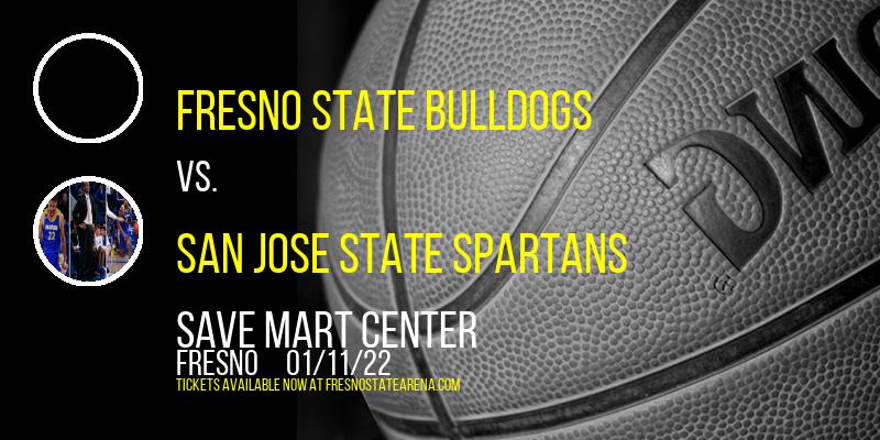 Fresno State Bulldogs vs. San Jose State Spartans at Save Mart Center